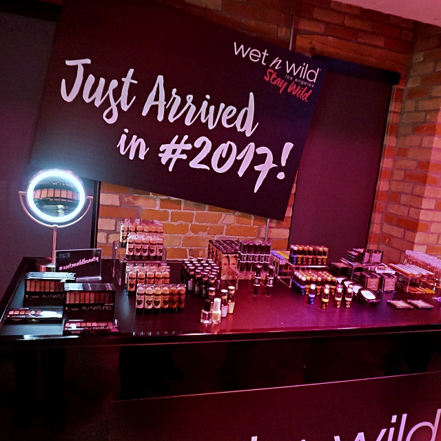 wet n wild 2017 launch event