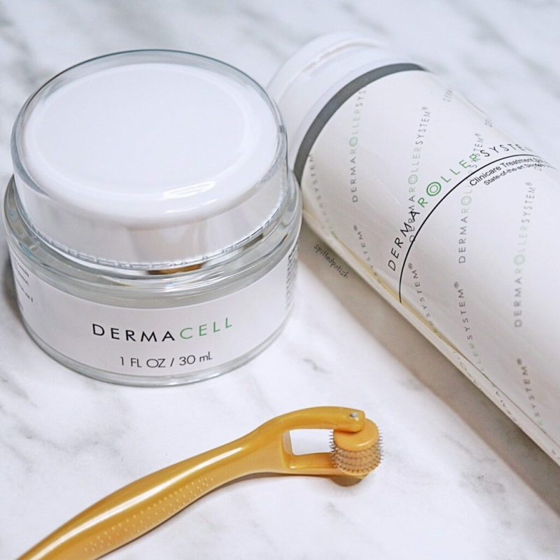 Derma Roller & Derma Cell Review
