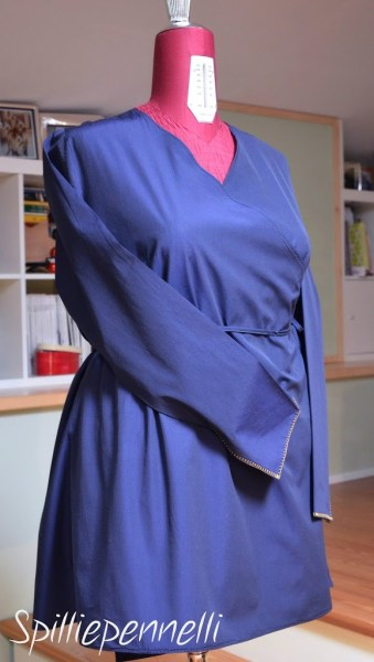 camicia lunga donna