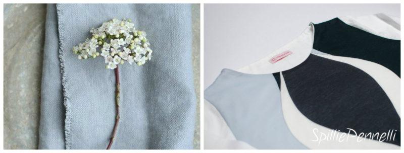 Azzurro polvere per la maglia primaverile