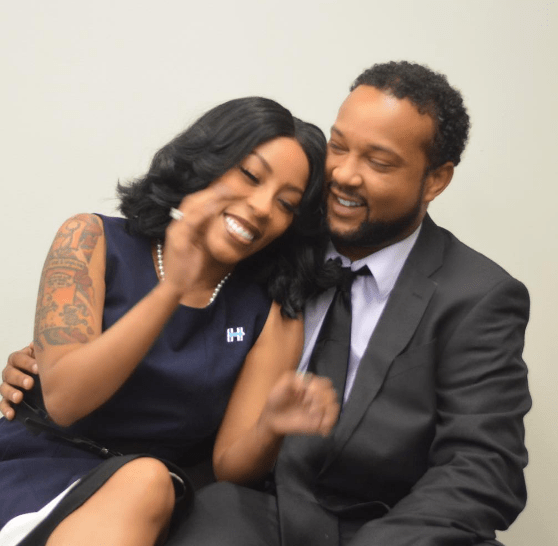 K.Michelle Hints She's Engaged