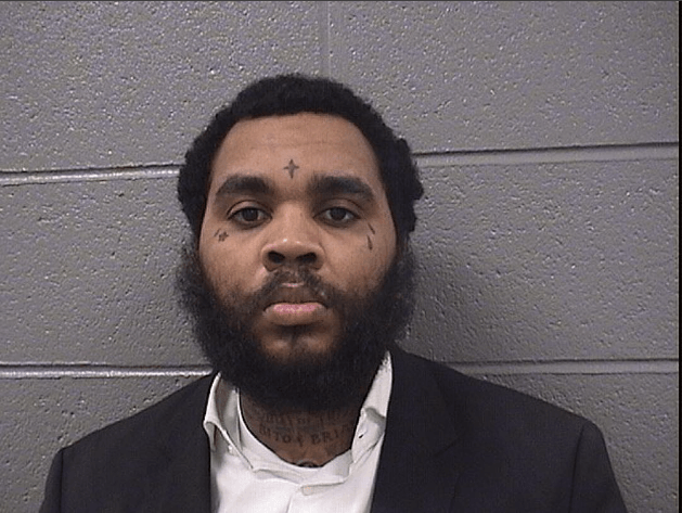 Kevin Gates  Sentenced 30 Months In Jail