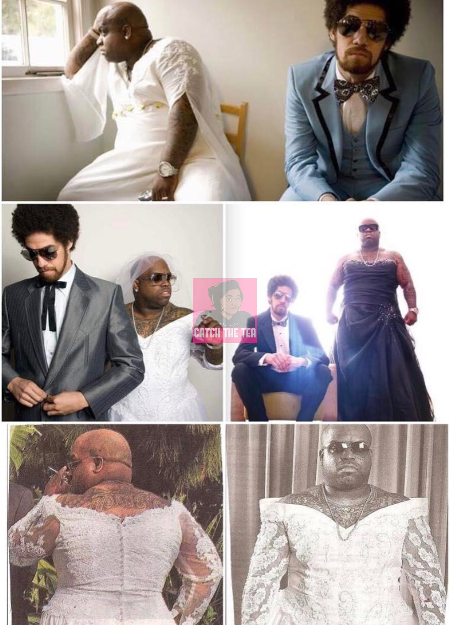 Lady in the Streets: What Do You Think About Ceelo Green Wedding ...