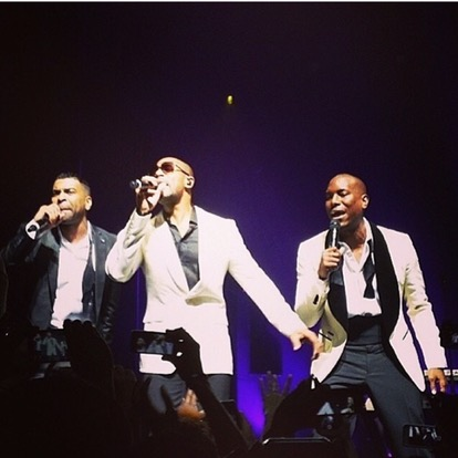 Lady in the Streets: Who is the more Established Artist; Tyrese, Tank, or Ginuwine?