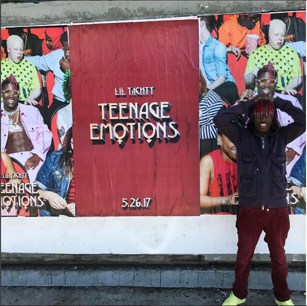 Lil Yachty's 'Teenage Emotions' [STREAM]