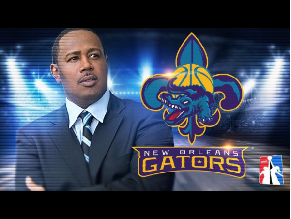 Master P announced as owner of the New Orleans Gators for the GMGB
