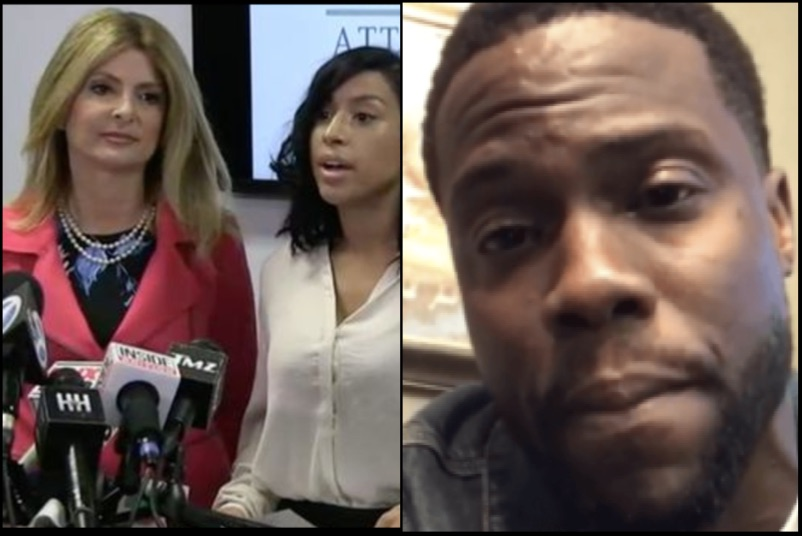 Lawyer Says Montia Sabbag  And Kevin Hart Are Victims