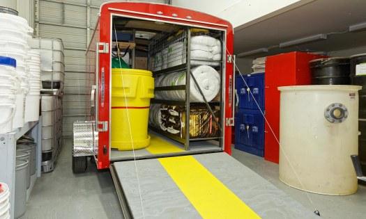 Spill Response Trailer SRT5000plus