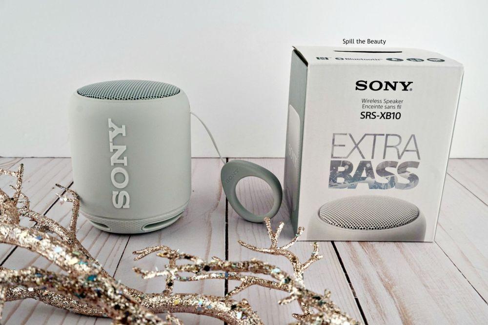 sony extra bass wireless speaker