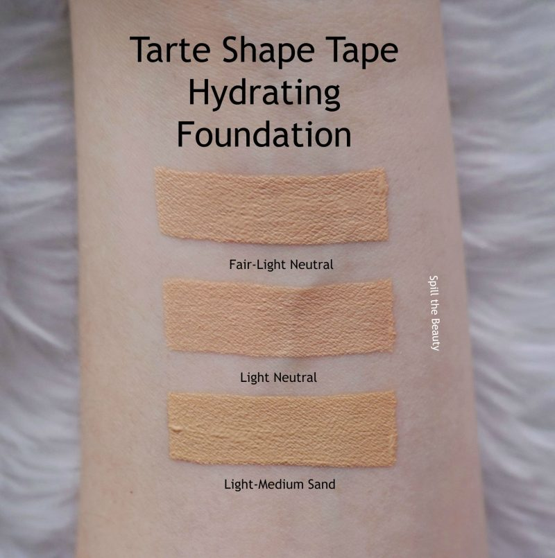 Tarte Cosmetics Light Fair Honey