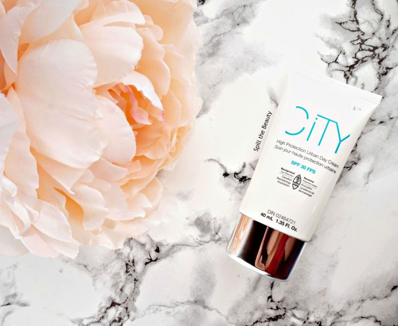 skincare marcelle high protection urban day cream