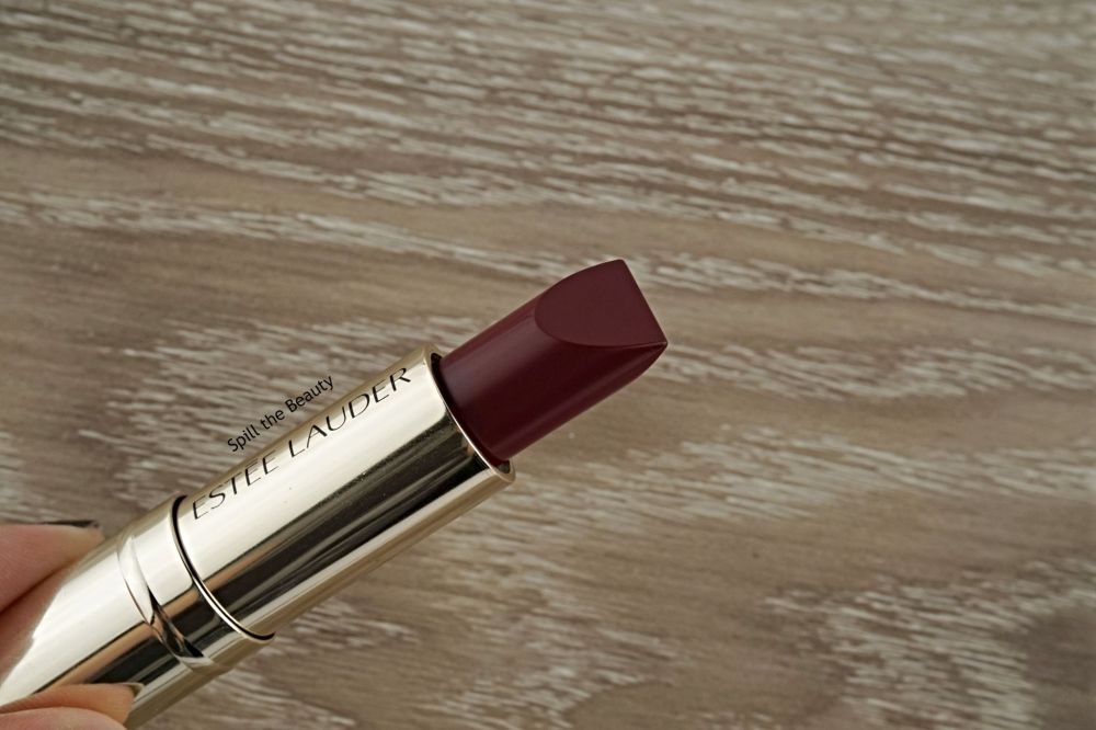 "Lip Swatch Saturday – Estée Lauder ""Love Object"""