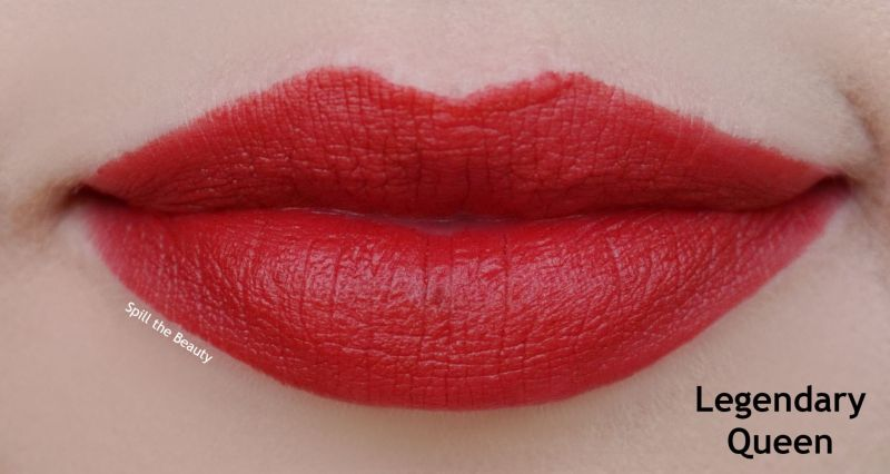 charlotte tilbury at your lip service royal lipstick trio review swatches legendary queen