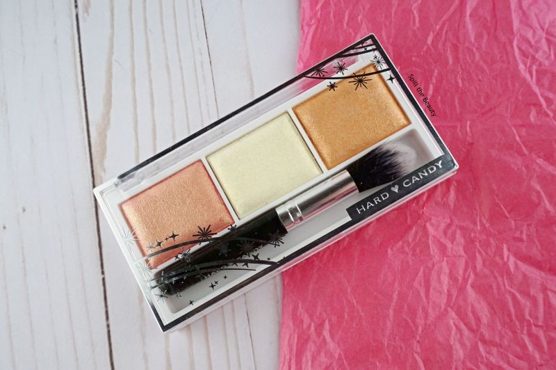 hard candy just glow baked highlighting trio cruisin the coast rview swatches
