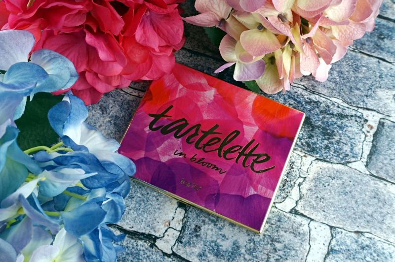 tarte tartelette in bloom challenge week