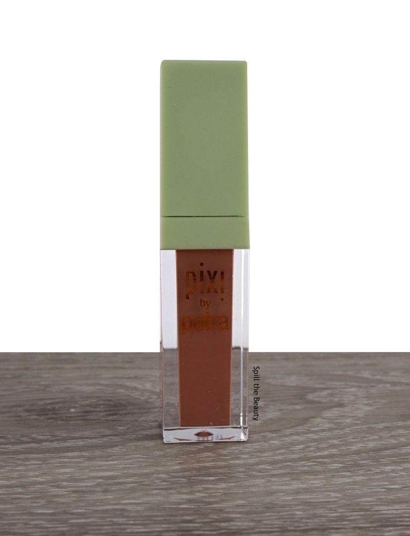 Pixi Beauty Matte beige liquid lipstick swatches comparison dupe