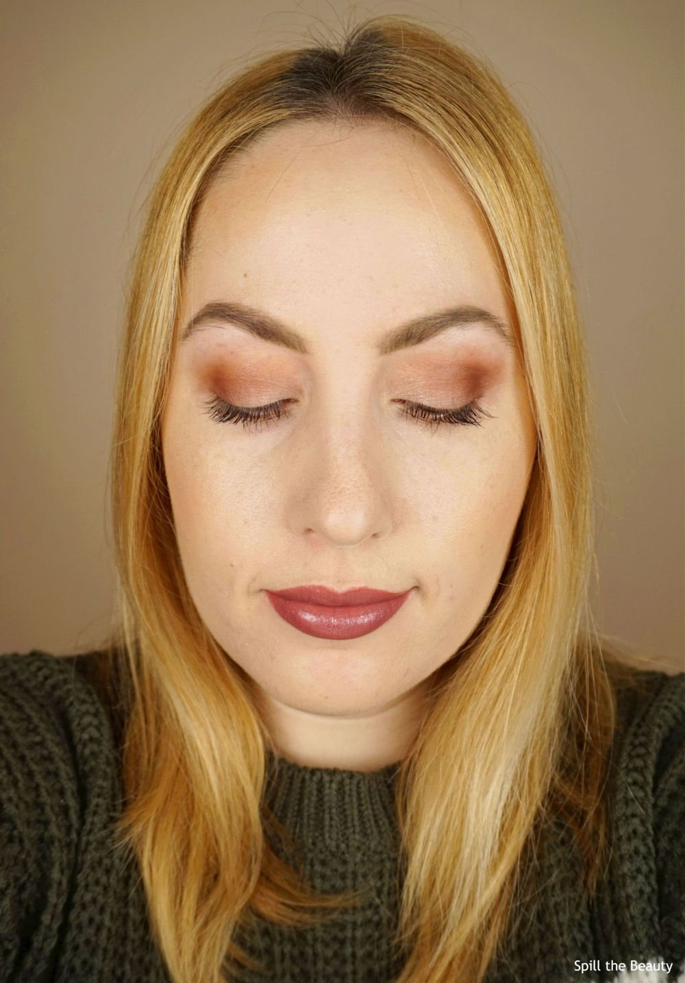 Face of the Day – Shop My Stash December