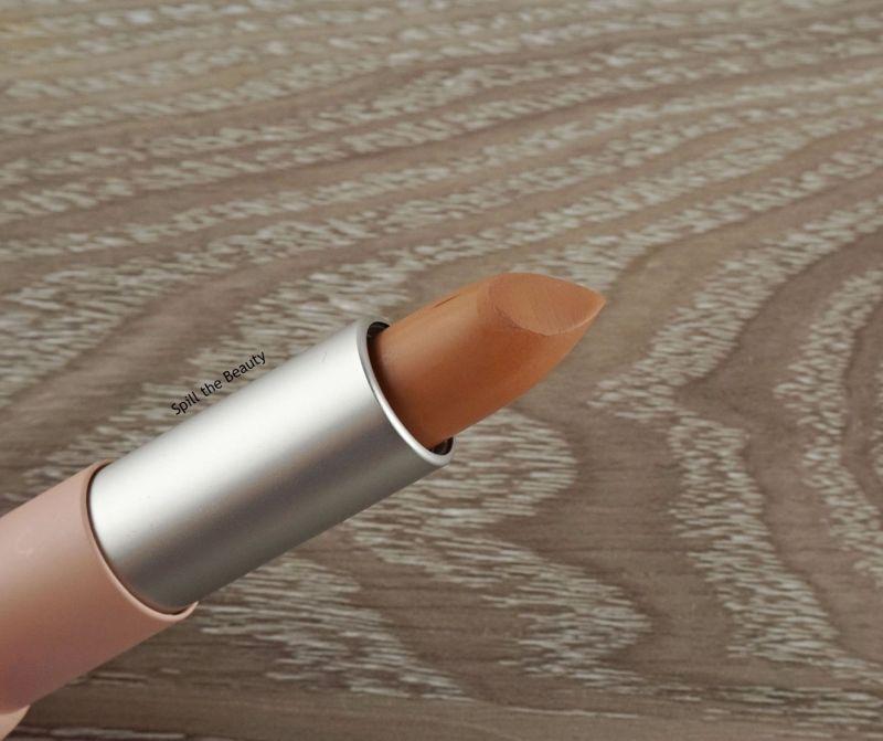 maybelline gigi hadid mccall lipstick arm swatch comparison dupe drugstore