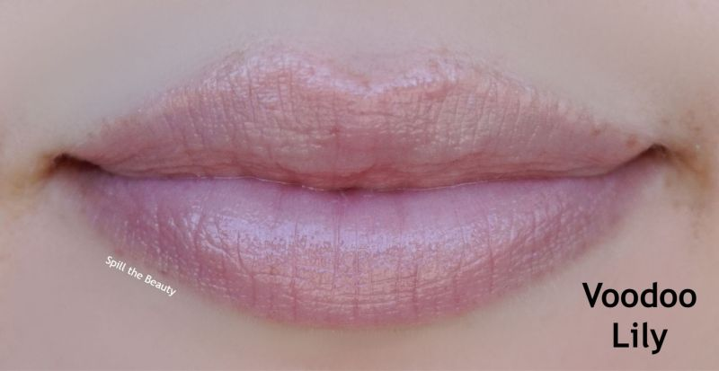 nars voodoo lily swatches