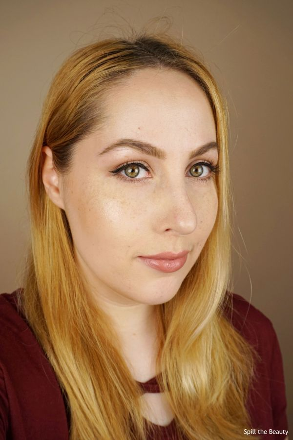 annabelle light champagne perfect cream highlight review swatches