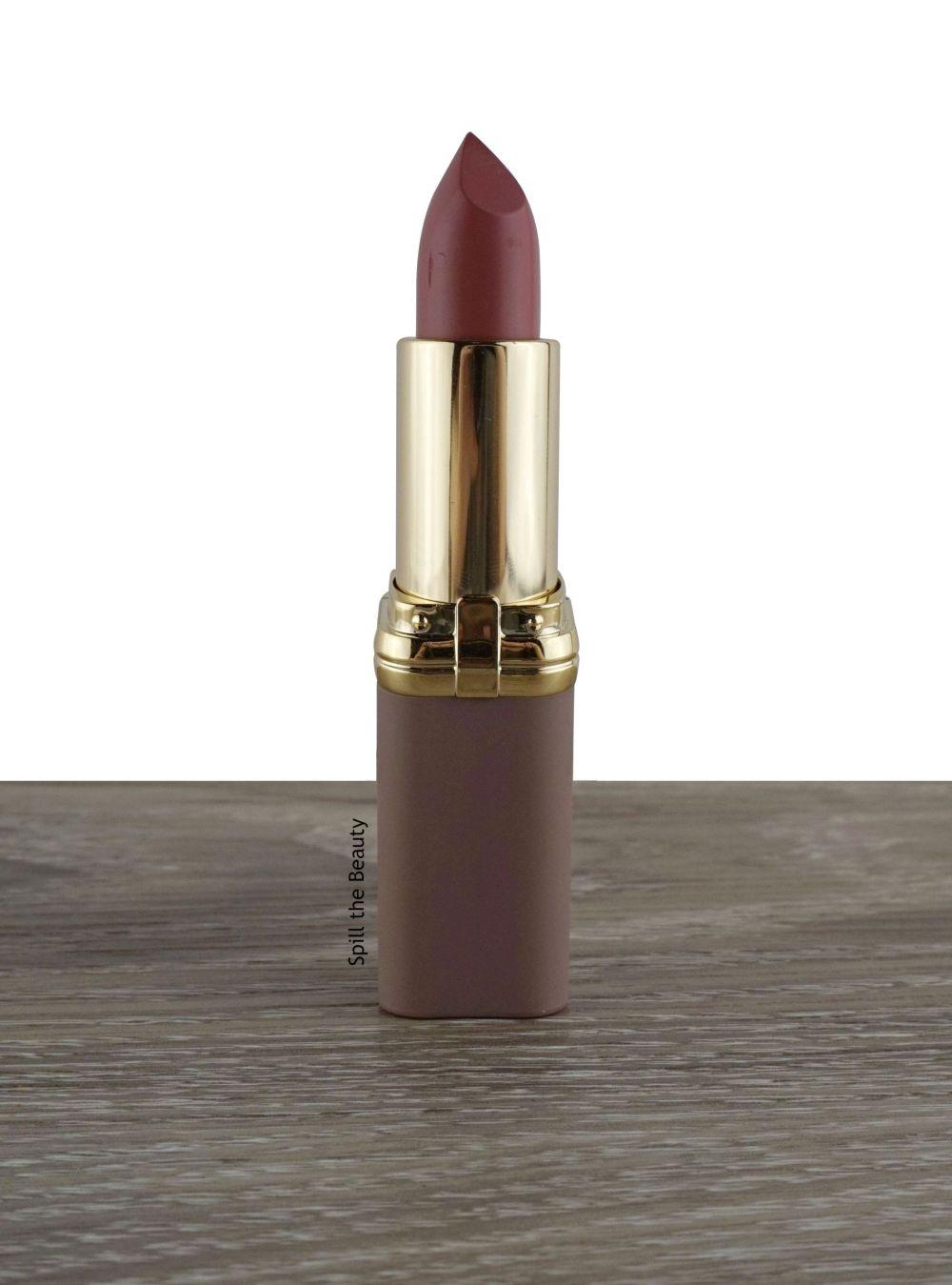 "Lip Swatch Sunday – L'Oréal ""Power Petal"""