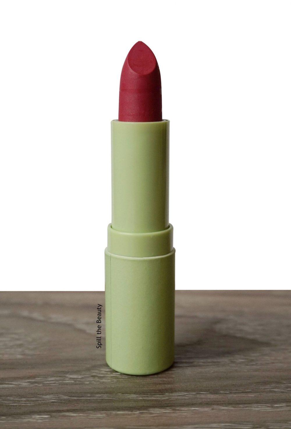 "Lip Swatch Sunday – Pixi Beauty NaturelleLip Moisturizing Lip Colour ""Peony"""