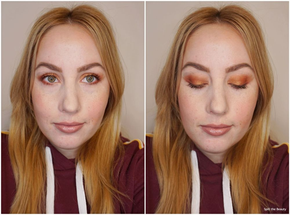 catrice x eman bronzed af eyeshadow