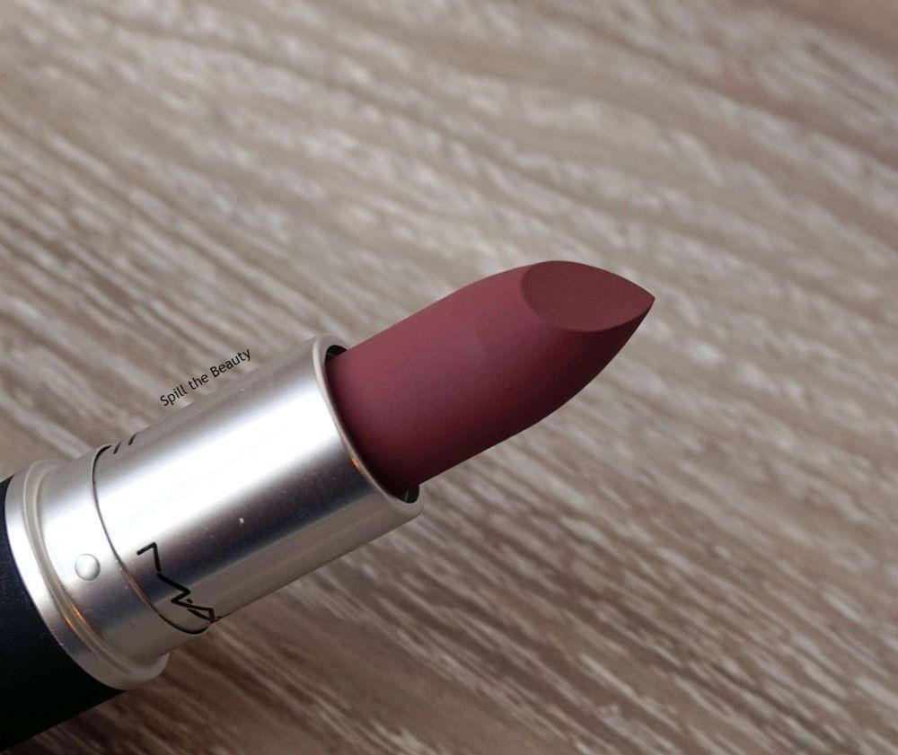 mac kinda soarta lipstick swatch