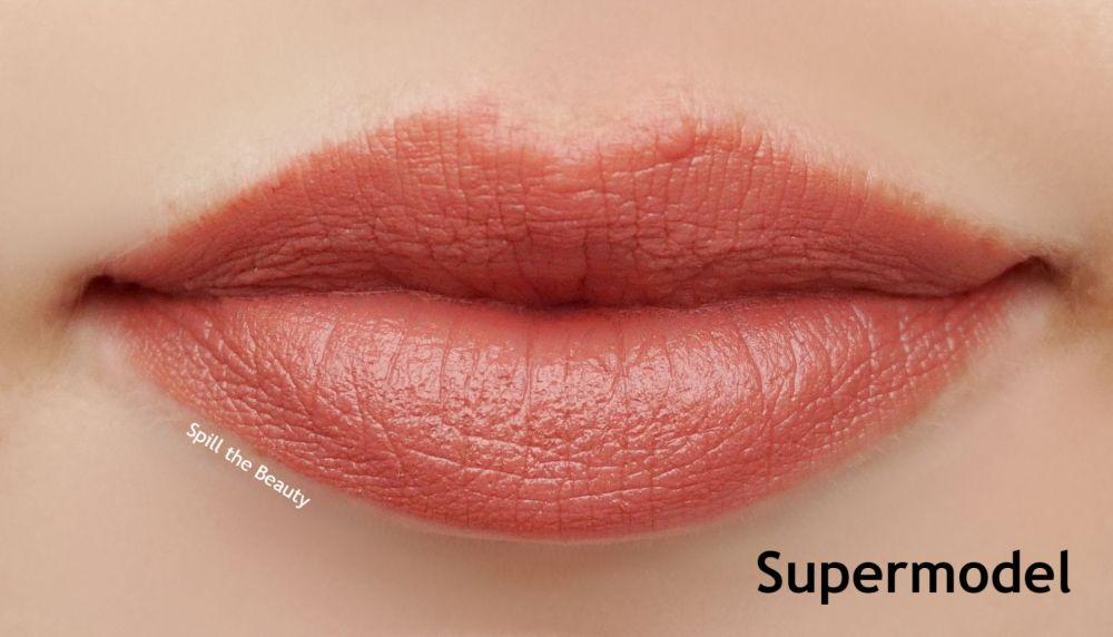 charlotte tilbury super nudes lipstick supermodel review swatches