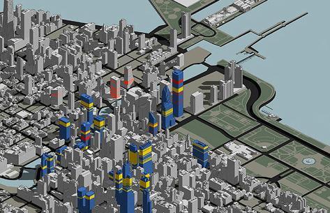 3D City Models and AR | Spime Wrangler
