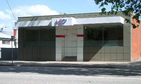 Professional offices in Central Albury (Designed by Rob Pickett Design)