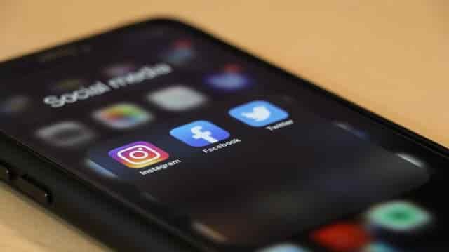 Social media - shoutout