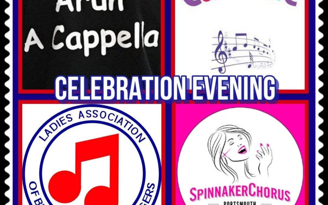 Spinnaker host an evening of 'A cappella' celebration