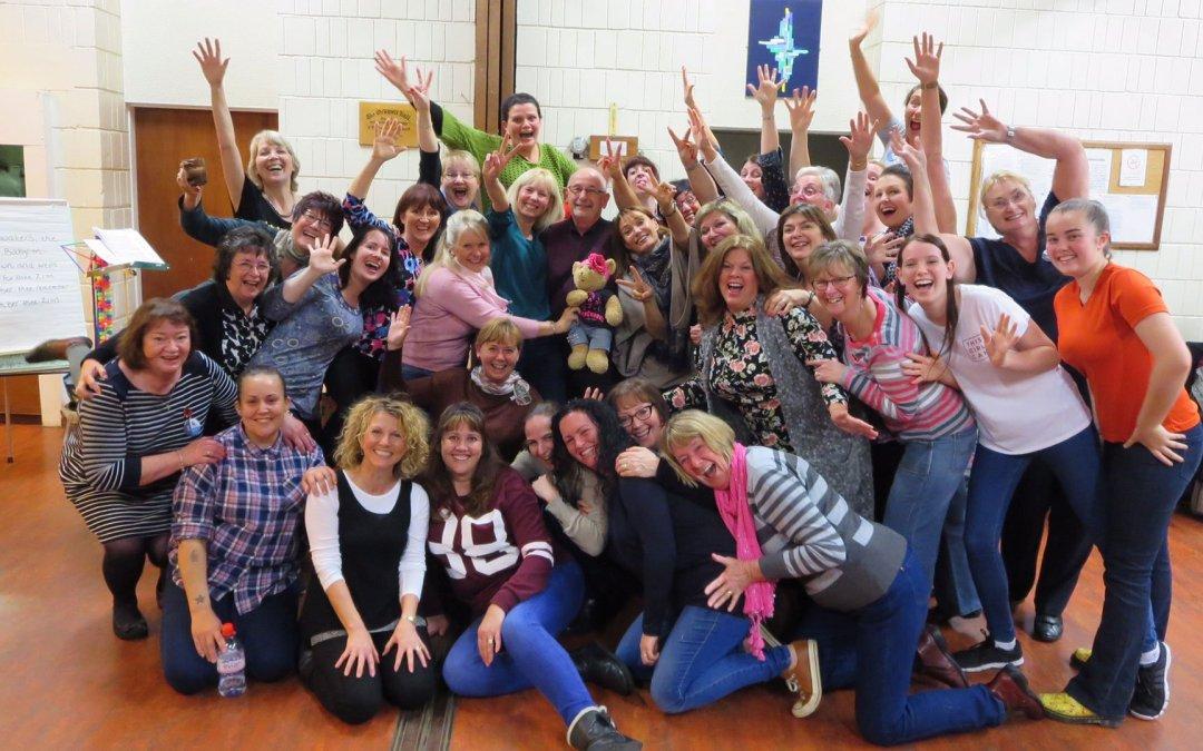 Spinnaker Chorus welcomes VIP guests
