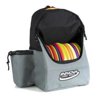 Discover Disc Golf Bag Grey