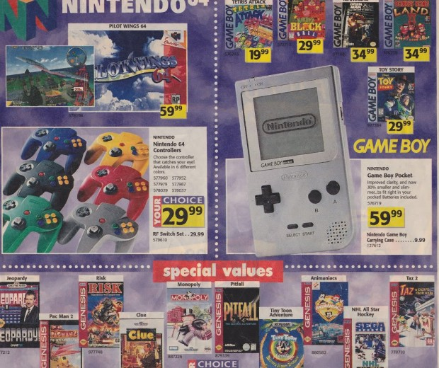 1996 Toys 'R' Us Video Game Ads (8)