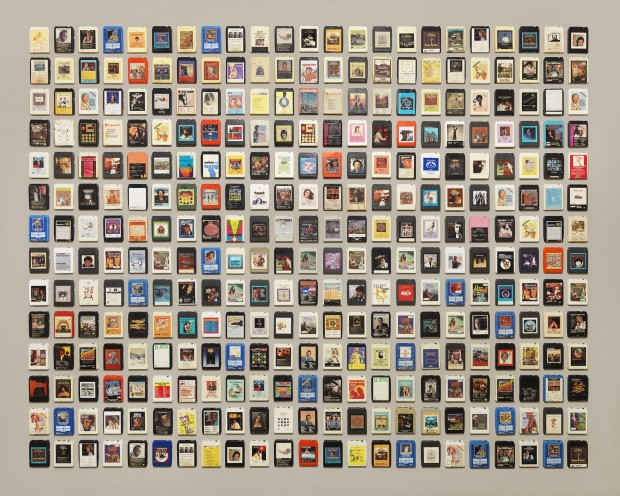 8-Track Collection by Jim Golden