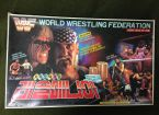 Korean Bootleg WWF Board Game 1993 Box Cover