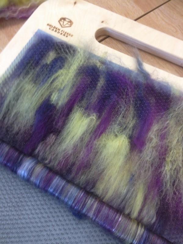 Golden Fleece Blending Board