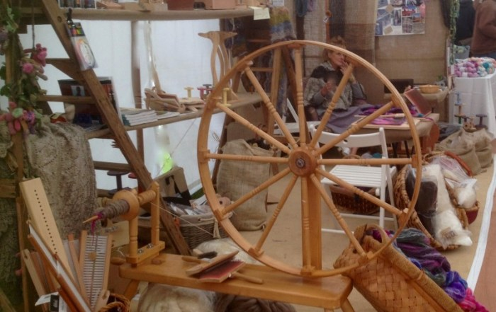 Great Spinning Wheel party