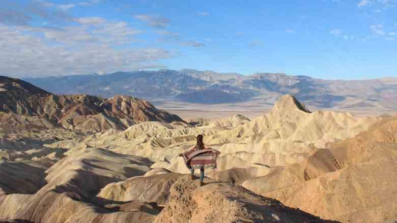 Death Valley is a national park in the USA that should be on your bucket list