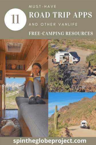 11 must have free camping resources