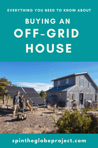 everything you need to know about buying an off grid house