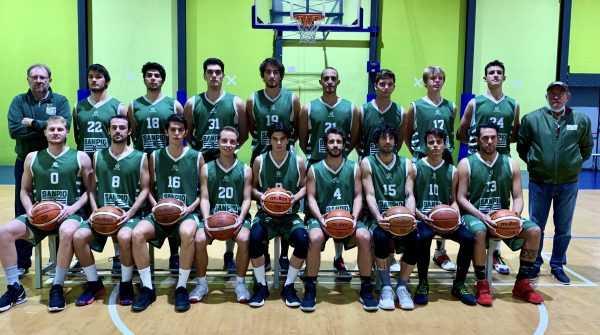 La prima squadra 2020-2021 del San Pio X