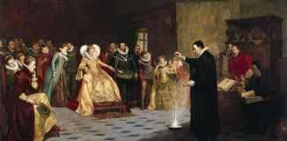 John Dee by Glindoni
