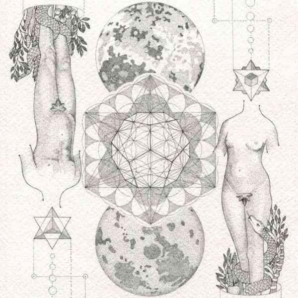 Venus and Mars, by Inge Vandormael
