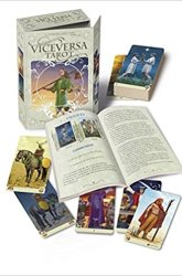 Vice Versa tarot boxed set, box, cards, full-color book