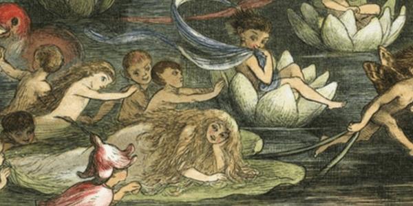 Fairies, Pookas, and Changelings, by Varla Ventura