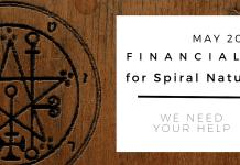 Financials for Spiral Nature May 2017
