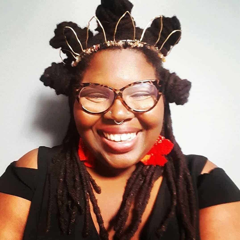 Courtney Alexander, creator of Dust II Onyx